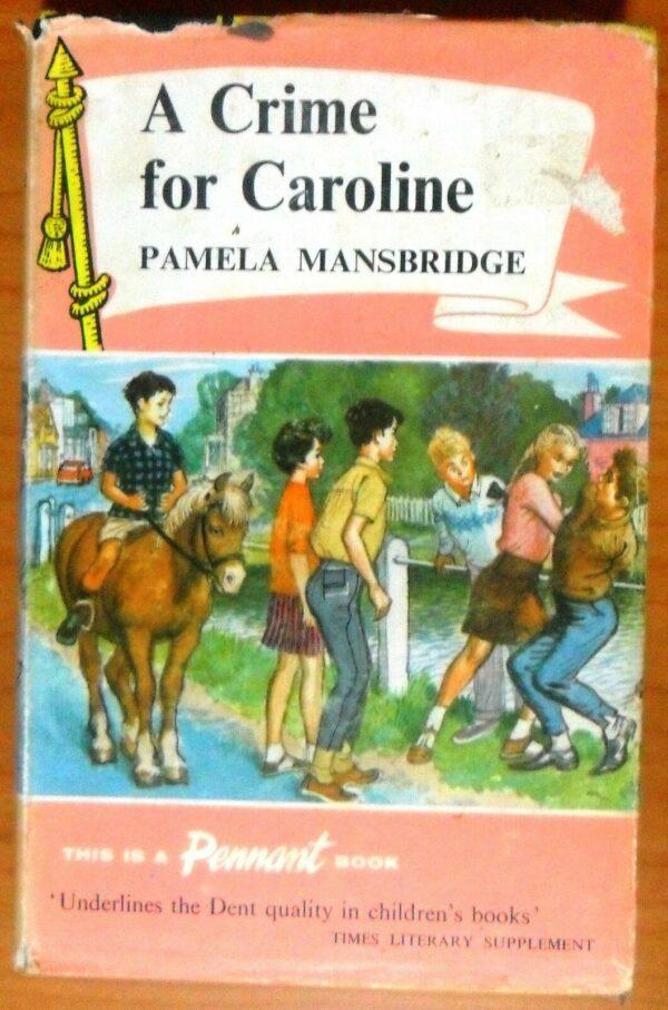 A Crime for Caroline 1