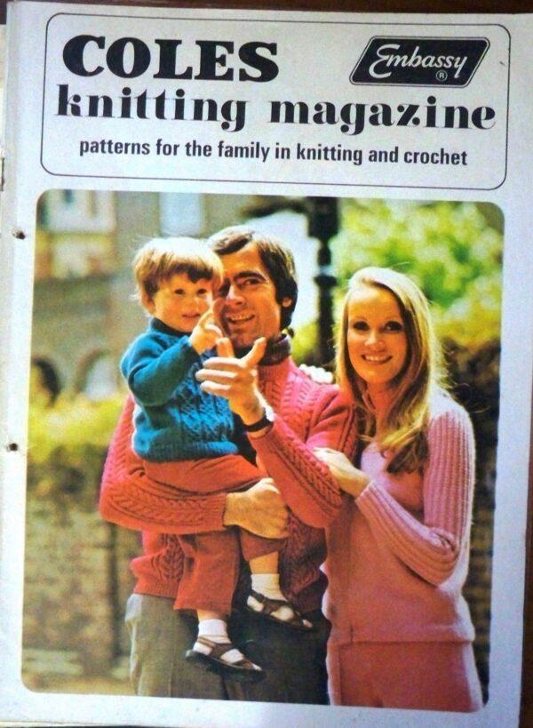Coles Knitting Magazine Knitting and Crochet Patterns