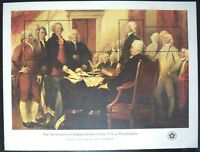 Declaration of Independence Philadelphia 1976