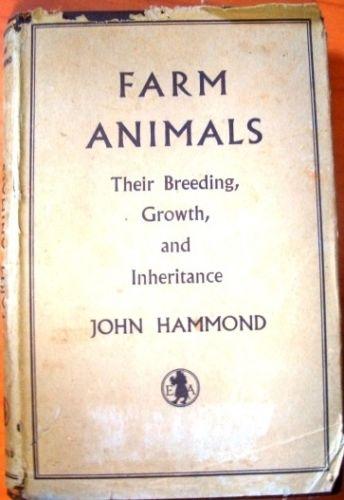 Farm Animals Breeding Growth Inheritance John Hammond