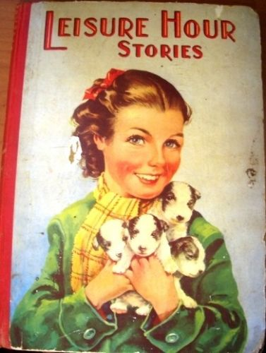Leisure Hour Stories Vintage Annual
