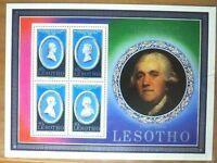 Lesotho Josiah Wedgwood 1730 1980