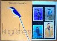 Papua New Guinea Kingfishers 1981