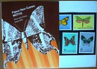 Papua New Guinea Moths Flora and Fauna 1979
