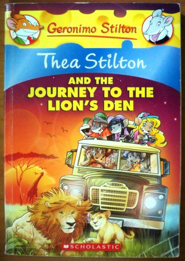 Thea Stilton 1