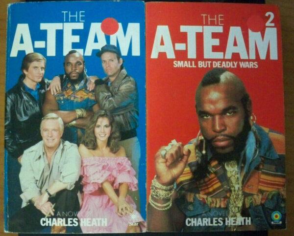 2 x The A Team 0352314923